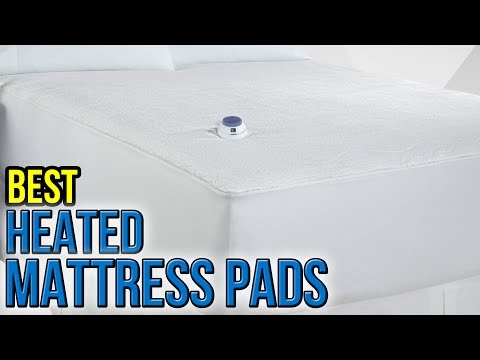 8 Best Heated Mattress Pads 2017