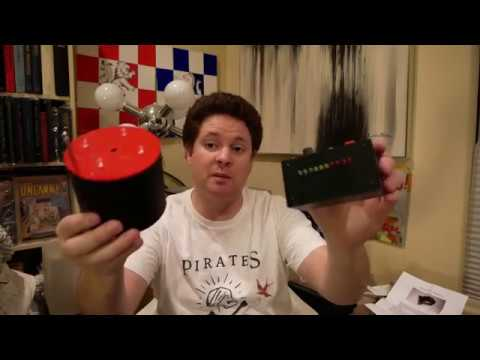 Unboxing Ghost Hunting Equipment Proximity Detectors & EVP w/ Mic Tapping Spirit