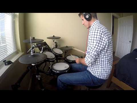ATTACK - 30 Seconds to Mars Drum Cover Roland TD-25KV