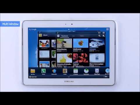 Samsung GALAXY Note 10 1 - DUAL VIEW