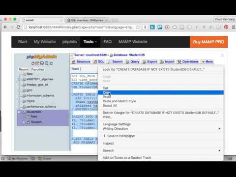 Importing MySQL Database to Cloud SQL Instance