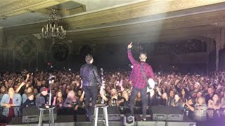Dan + Shay - How Not To (Live in Portland)