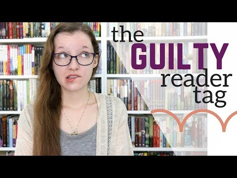 The Guilty Reader Tag!