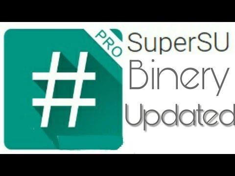 How to update SU Binary easily
