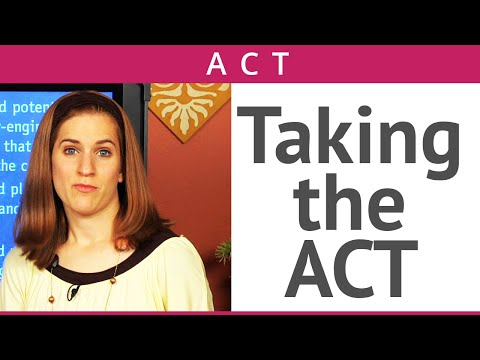 Taking the ACT - Test Day Tips For A Higher Score - Brightstorm ACT Prep