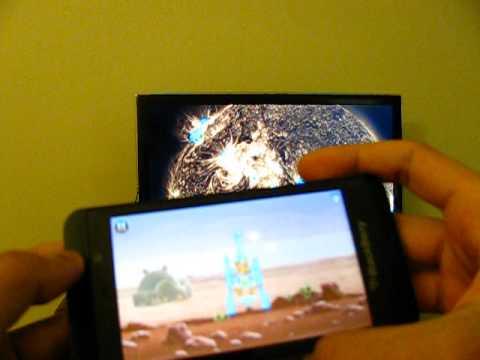 DLNA streaming, Multi-tasking etc with XBMC, Xbox360 and a BlackBerry Z10