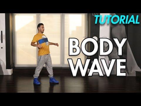 How to Body Wave (Hip Hop Dance Moves Tutorial) | Mihran Kirakosian