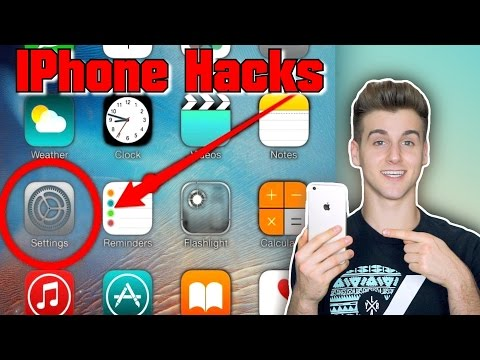 iPhone Hacks You Have To Try!
