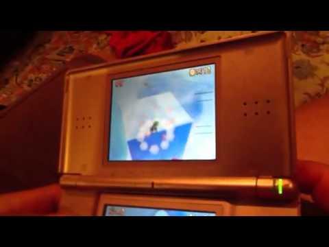 How to unlock WARIO on super Mario 64 DS.