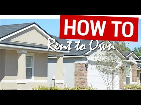 Rent To Own Homes In Florida