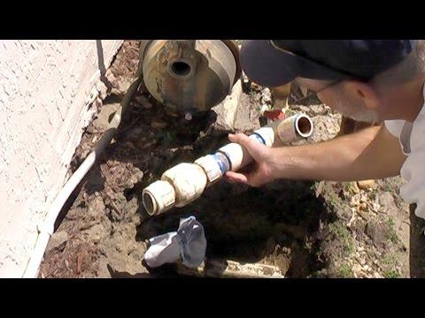 Sprinkler Pump Loses Prime Check Valve Replacement
