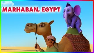 Short Stories for Kids - Trip to Egypt