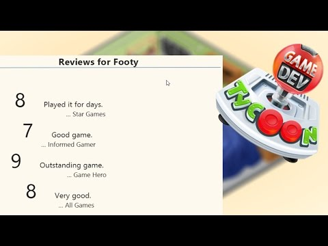 How To Make Good Games!!! Game Dev Tycoon #1