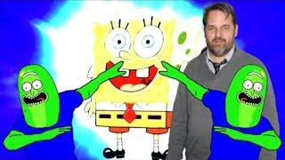 Tom Kenny reacts to Dan Harmon's Showtime pilot (vanity fair edit)