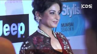 Divya Dutta At HT Most Stylish Awards 2017