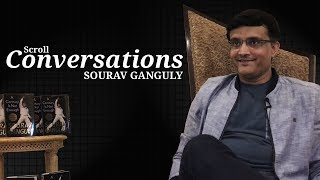In Conversation with Sourav Ganguly