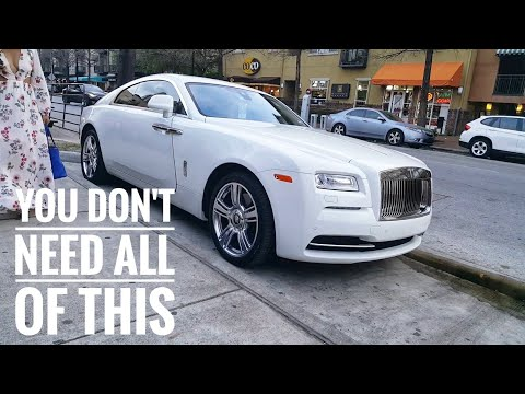 This Is Why You Should NOT Buy An Expensive Car : Houston TX Life