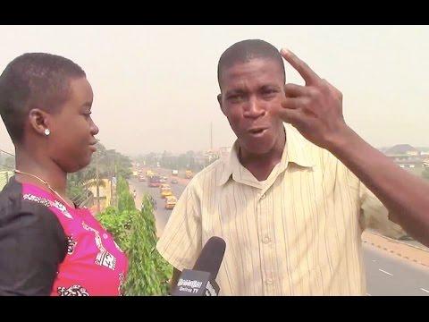 HILARIOUS: Nigeria's Best Pidgin Proverbs !