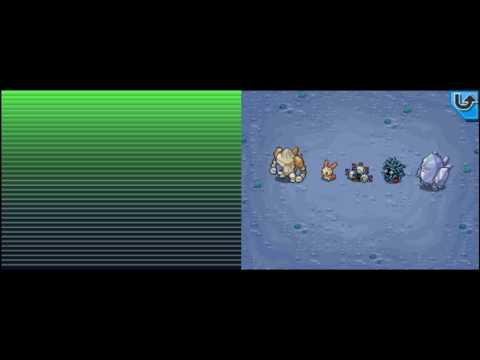 Let's Play Pokemon Ranger part 56 B - Stealing a Registeel