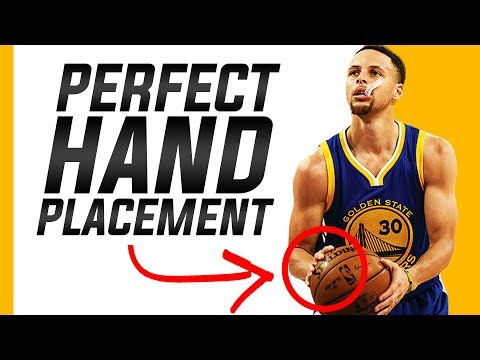 Best Shooting Hand Placement: Basketball Shooting Form