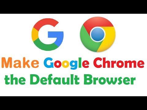 Make Google Chrome the Default Browser in Windows 10 (Quick Method)