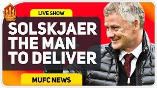 Solskjaer Will Deliver The Title! Man Utd News Now
