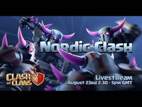 LIVE Nordic Clash!