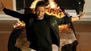 Usher - Let It Burn With Lyrics