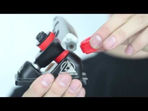 Atlas Truck Co. Longboarding Clinic #5 - Longboard Bushing Shape Setup