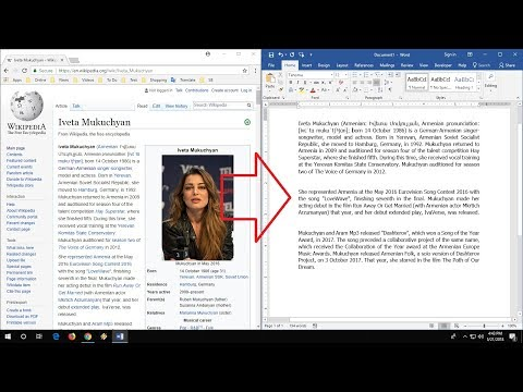MS Word: How to Always Paste as a Plain Text (No Formatting)