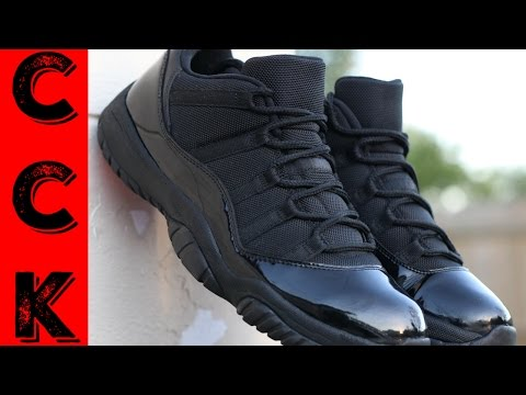 Jordan 11 Blackout Custom FULL TUTORIAL