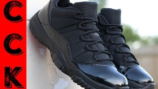 Jordan 11 Blackout Custom FULL TUTORIAL