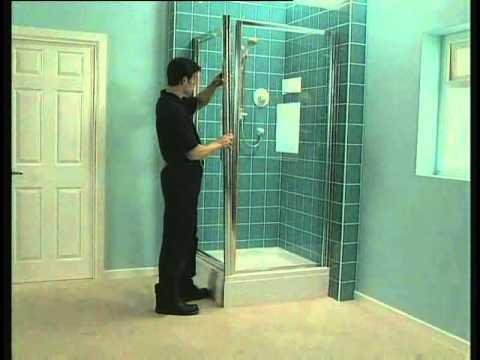 Coram Premier Shower Enclosure Installation