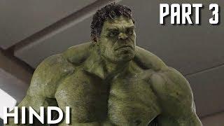 Download Hulk vs Loki Fight Scene in Hindi   The Avengers Final Battle [Part 3]   Hulk Smash Scene Video