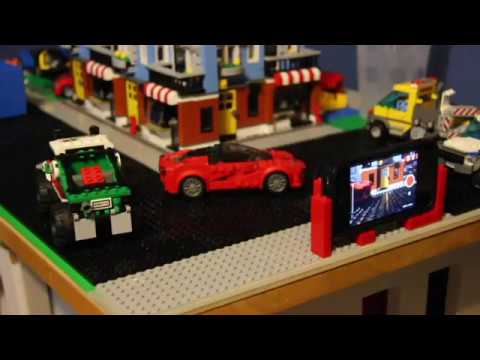 How to make a basic Lego stop motion video with your iPhone