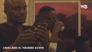LAVA LAVA IN NAIROBI KENYA / STUDIO SESSION / MASAUTI X KHALIGRAPH JONES