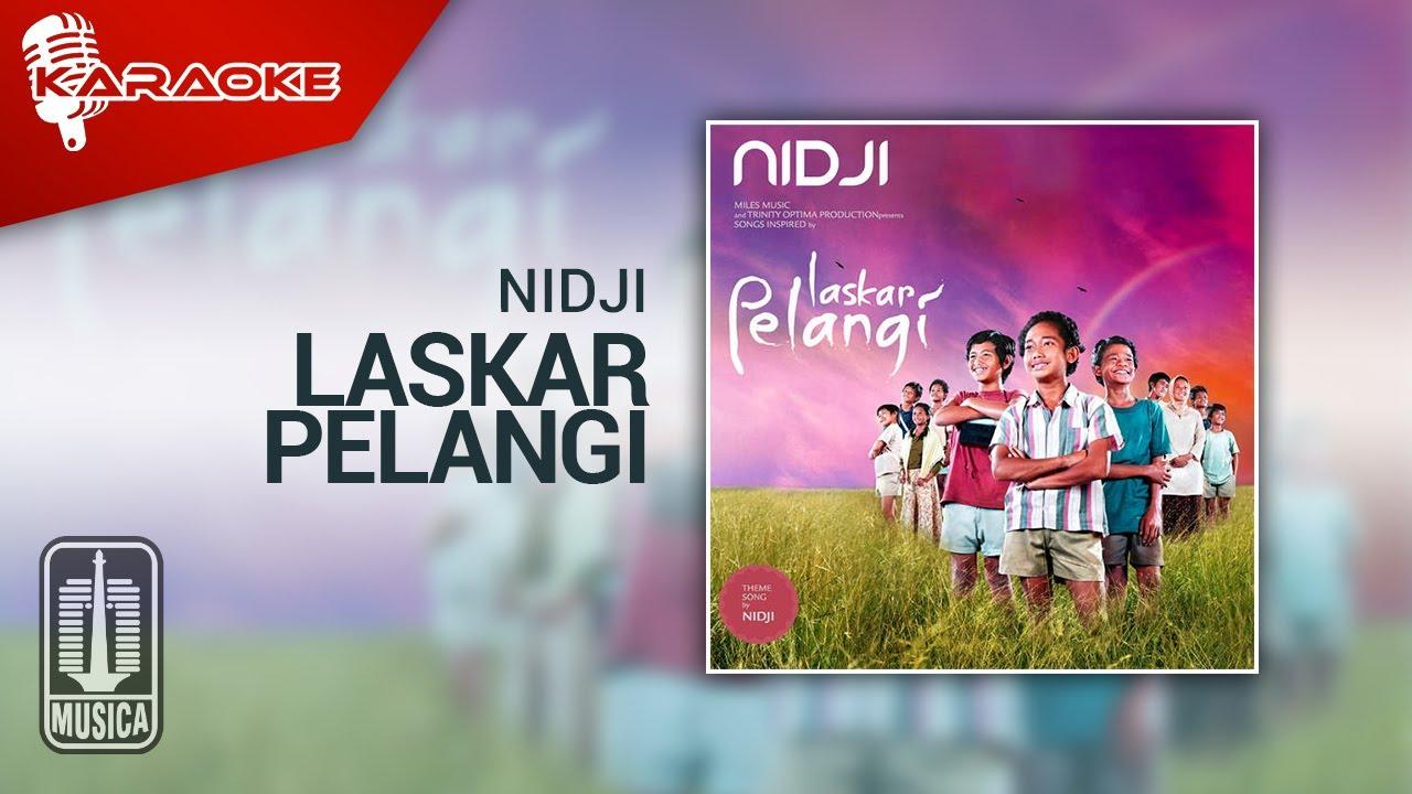 Download Nidji - Laskar Pelangi (Official Karaoke Video) MP3 Gratis