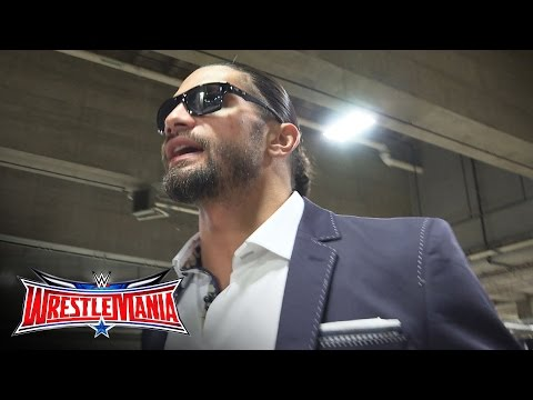 Go behind the scenes of WrestleMania 32: April 3, 2016