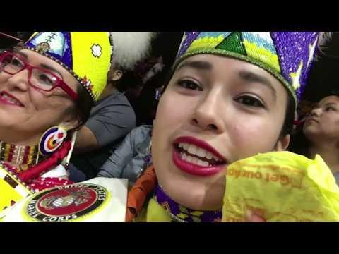 Denver March Powwow   Vlog 14