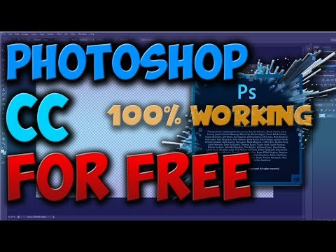 ✓✓How to get Photoshop CC For Free 100% Working (PC 2017)(Educational Purposes Only)✓✓