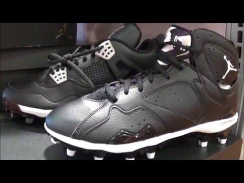 Air Jordan 4 & 7 Baseball Cleat Review