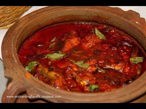 Kerala Nadan fish cury