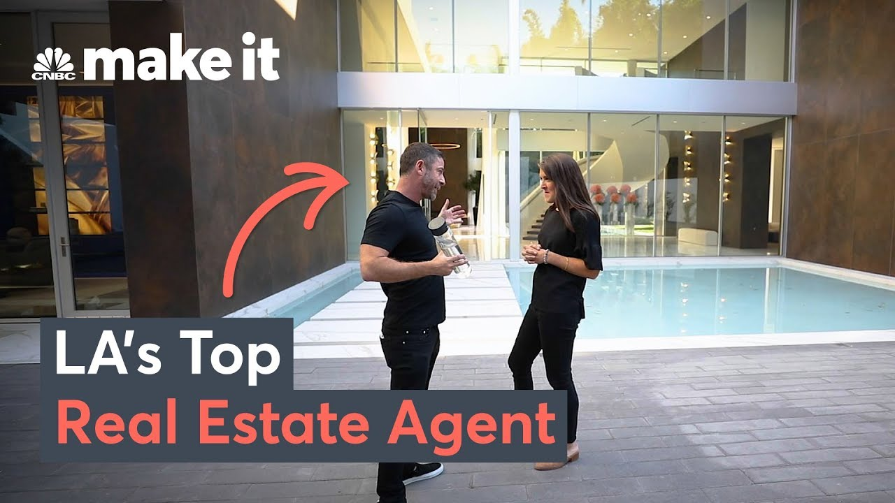 What It's Like To Be LA's Top Real Estate Agent