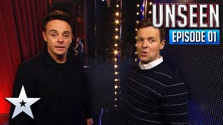 Magic, comedy and a SINGING DOG! | Episode 1 | BGT: UNSEEN
