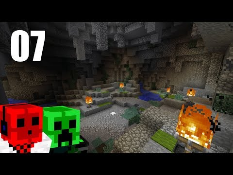 VOICES IN THE SILENCE | 2017 Minecraft Christmas ADVENTure Map | Day 7