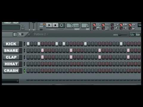 FL Studio Tutorial: Hip Hop Beat