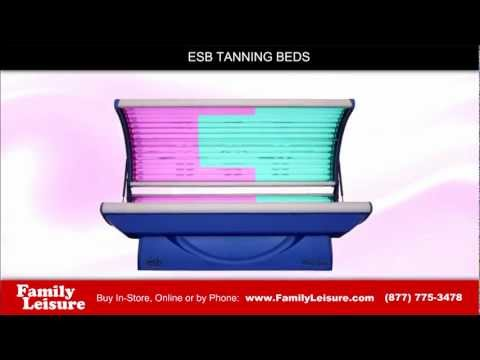 ESB Tanning Bed, Avalon 24 | Family Leisure