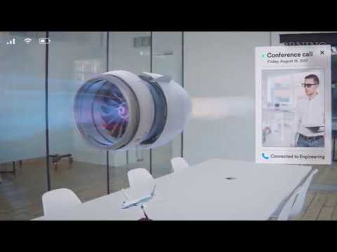 Augmented reality, made possible by Corning