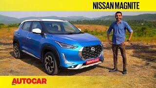 2020 Nissan Magnite review - Meet India's most affordable compact SUV | First Drive | Autocar India