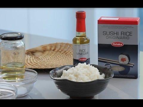 Sushi Rice | Yutaka